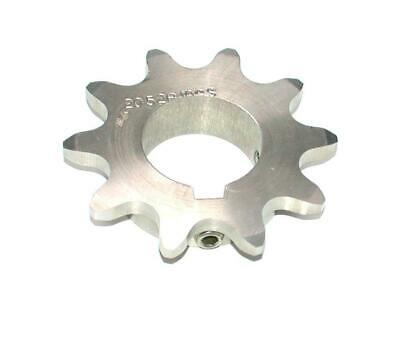 New Martin 2052b10ss Stainless Steel Roller Sprocket 2 Bore 12 Key Way
