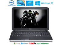 Possible 2 Deliver - Huge Dell i7 Laptop Intel Core 3.4GHz Intel HD 3000 Win10 500Gb DVD-RW HDMI