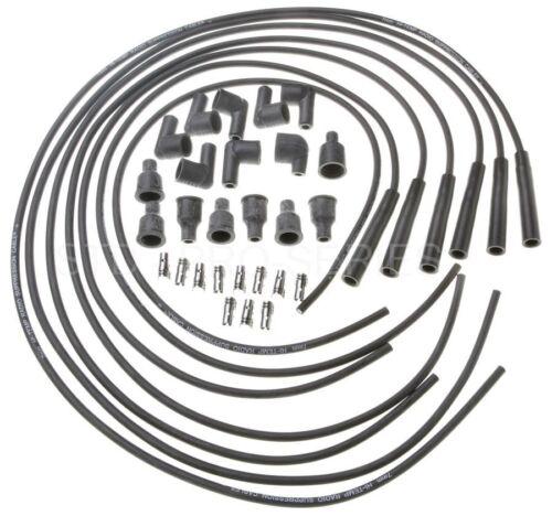Spark Plug Wire Set fits 1950-1966 Studebaker Champ