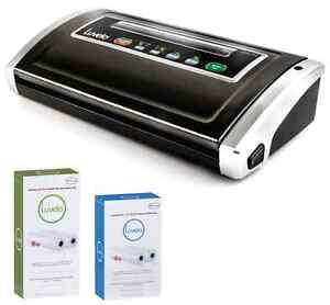 Luvele Vacuum Sealer 30M Bag Rolls Food Saver Vacuum Packaging Foodsaver Luvelo