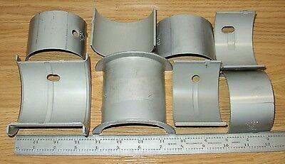 Minneapolis Moline Main Bearing Set .030 Fits G6g704g705g706g707g708mf97..