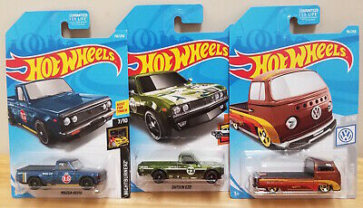 Hot Wheels Datsun 620 Super Treasure Hunt