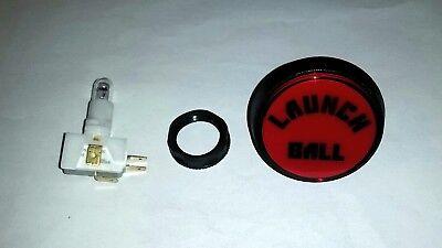 Attack From Mars Champion Pub Dracula Pinball Machine Launch Ball Button New!