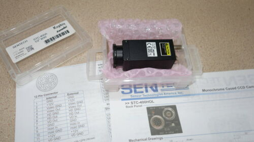 1pc SENTECH STC-E43A Industrial CCD Camera Black and White FREE SHIP (T1)