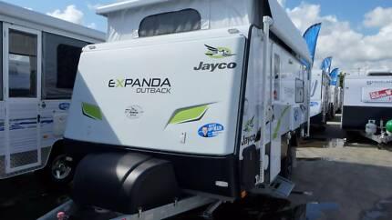 2015 Jayco Expanda 16.49-4 Outback T49084