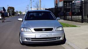 2002 Holden Astra with road worthy certificate ! Melbourne CBD Melbourne City Preview