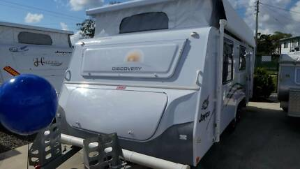 2011 Jayco Discovery Poptop  17.55-3