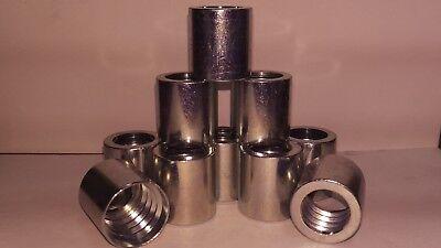 Gates Hydraulic Hose Fittings Generic 2 Piece Ferrule  12 10 Pack -