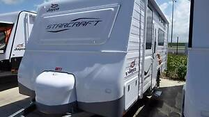 2016 Jayco Starcraft 16.51-3 Bakers Creek Mackay City Preview