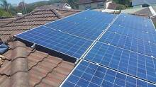 Full 5KW Solar System installed 20 Panels & inverter Govt Rebate Auburn Auburn Area Preview