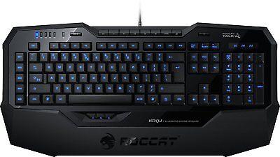 ROCCAT ISKU Illuminated beleuchtete Gaming Tastatur Keyboard Gaming türkisch 022
