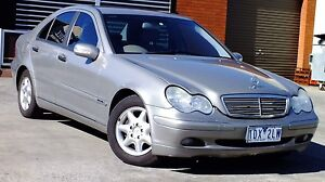 Mercedes c180  2003 Broadmeadows Hume Area Preview