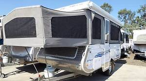 2011 Goldstream Storm Camper Trailer Bakers Creek Mackay City Preview
