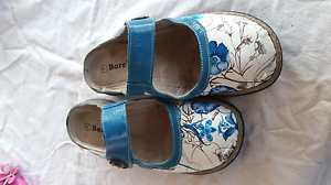 Leather Shoes Size 8 Owen Wakefield Area Preview
