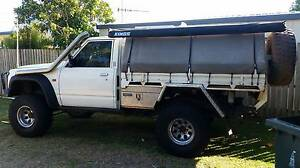 CANVAS UTE CANOPY GQ GU TRAY PATROL LANDCRUISER Maryborough Fraser Coast Preview