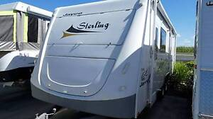 2009 23f Jayco Sterling 23.72-1 Bakers Creek Mackay City Preview