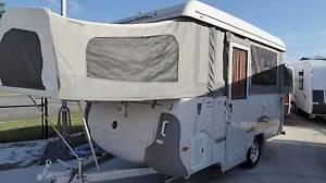 2006 Coromal Silhouette Camper Trailer Bakers Creek Mackay City Preview