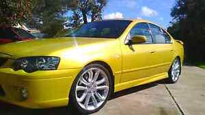 '07'BF XR6 MK2 6SPD Craigmore Playford Area Preview