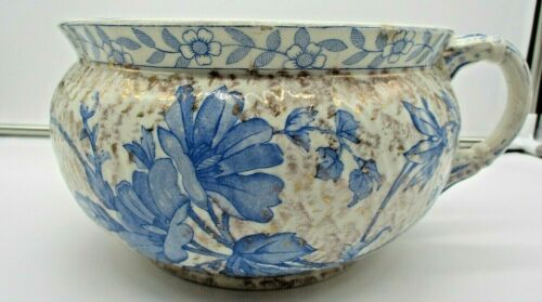 Ridgway Chester Stoke on Trent Chamber Pot Antique