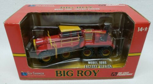 Versatile Big Roy 1080 Tractor Factory Version by DCP Toy Farmer 1/64 Scale