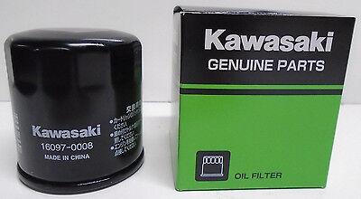 KAWASAKI OIL FILTER 16097-0008,BRUTE FORCE,KFX700,PRAIRIE 360,NINJA,VULCAN,Z1000