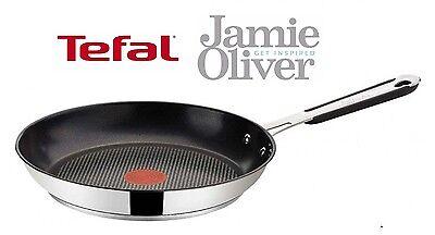 TEFAL Professional Bratpfanne 28cm Jamie Oliver E79206 Pfanne Neu Ovp Induktion