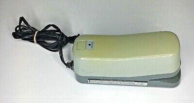 Panasonic Electric Stapler As-302nn Automatic Heavy-duty Quiet Stapler Euc
