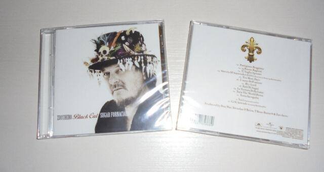 CD Black Cat Sugar Fornaciari von Zucchero 2016 11.Tracks  40