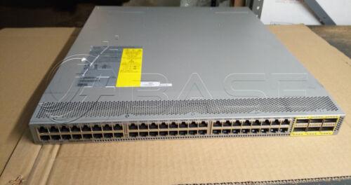 Cisco N3k-c3172tq-10gt Nexus 3172tq, 48 10gbase-t Rj-45 And 6 Qsfp+ Ports