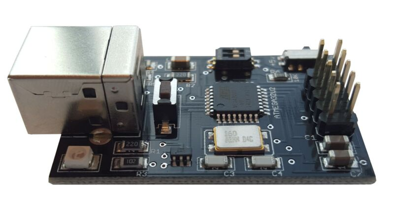 Flashcat USB SPI I2C JTAG Flash Programmer SPANSION MXIC Winbond Microchip ATMEL