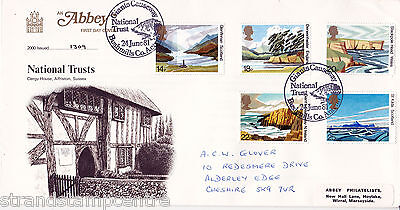 1981 National Trust   Abbey   Bushmills H S