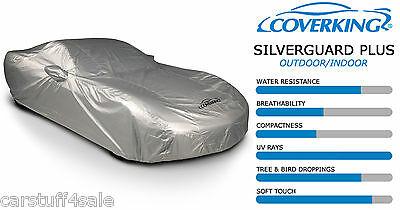 COVERKING SILVERGUARD PLUS all weather CAR COVER 2012 14 Bentley Continental GTC