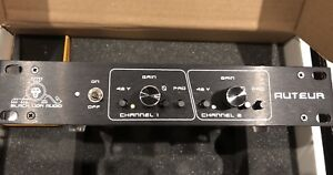 Black Lion Audio Auteur 2 Channel Preamp Like New!