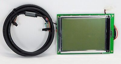 New Dresser Wayne Ovation 892131-001 Wu000948 Qvga Display Assy. W Comm Cable