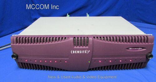 Miranda Densite 3 Frame w/6 HDA-1911,2 HCO-3901,2 SDA-1402,2 XVP-3901-FS-R, 2 PS