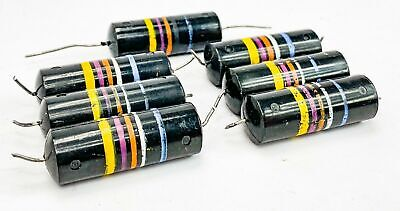 Sprague 0.047 Uf 600 Volt Bumblebee Paper In Oil Capacitors From Mcintosh Gear