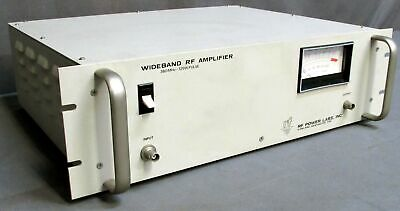 Rf Power Labs Model 300-100b 360mhz125w Pulse Wideband Rf Amplifier