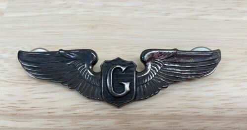 Original WWII WW2 US Army Air Force Glider Pilot