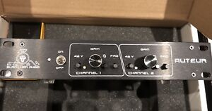 BLACK LION AUDIO - MICROPHONE PREAMP