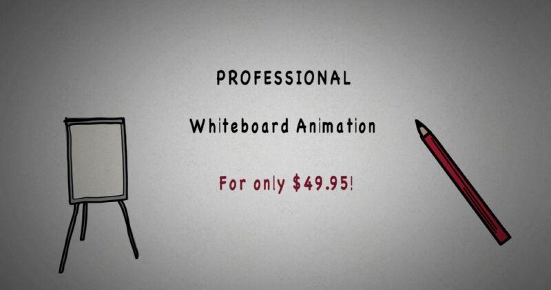 Professional Whiteboard Animation