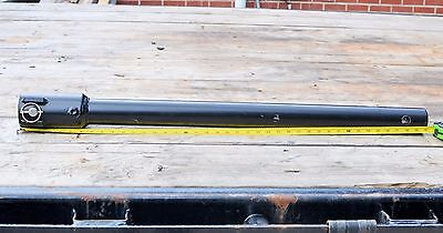 Lowe Auger Post Hole Shaft Extension 36 Round - 2 916 Diameter - Ship For 69