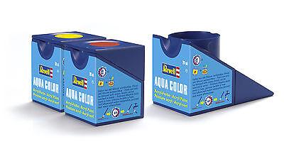 Revell Aqua Color - (100ml = 12,17€) - Modellbau-Farbe, Farbtöne bliebig mischen