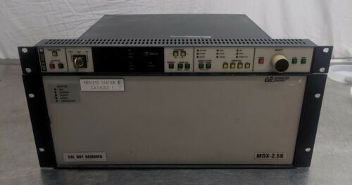 Advanced Energy Ae Mdx 2.5 2500w Dc Sputtering Power Supply Single Phase Amat