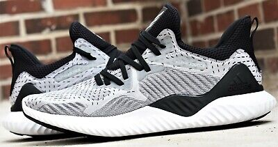 1e133d20f3bbf  87.65 - ADIDAS ALPHABOUNCE BEYOND M - New Men s Running Shoes Grey Black  White Sneakers