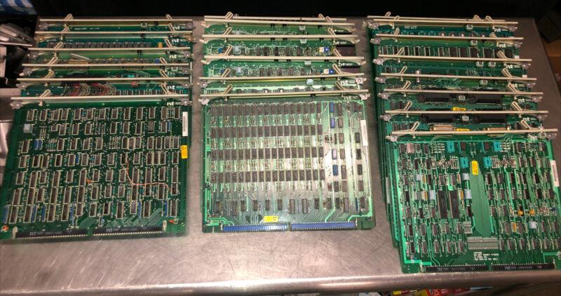 22lbs .42 Oz Vintage Northern Telecom Nortel Circuit Boards For Gold Scrap. #1