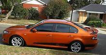 2011 Ford Falcon Sedan Adelaide Region Preview