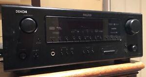 Denon AVR-688 7.1 stereo home theatre amplifier