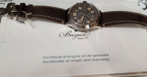 New With Tags Breguet Type XXI Wristwatch - watch picture 1