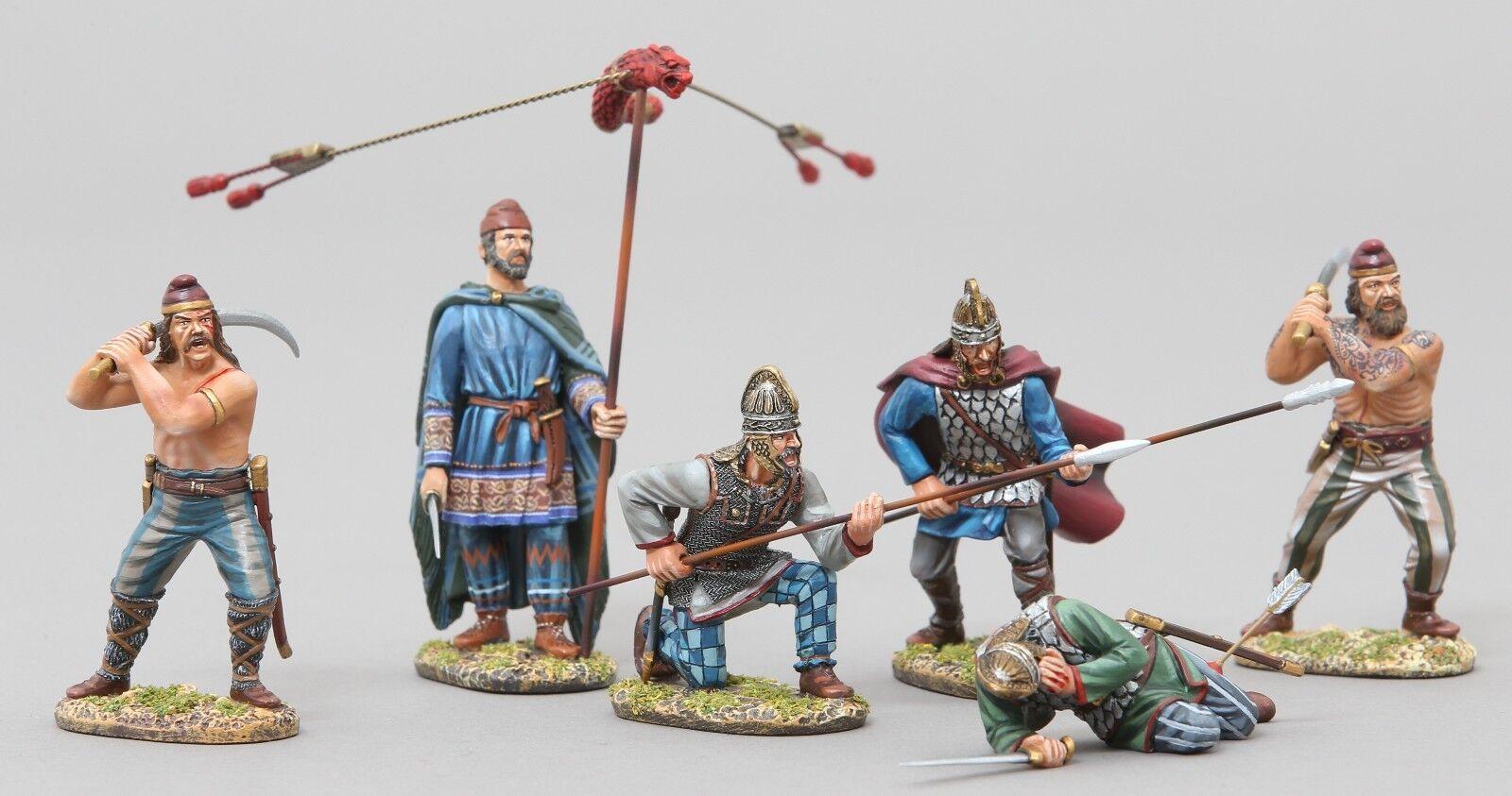 THOMAS GUNN ROMAN EMPIRE ROMEN009 WOUNDED DACIAN MIB