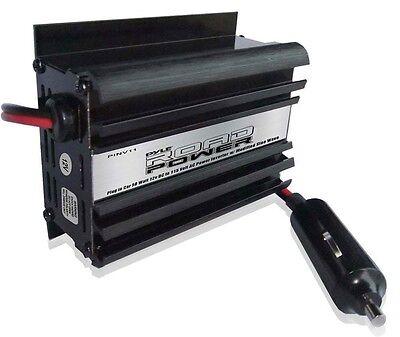 New Pyle Pinv11 Plug In Car 50w 12v Dc To 115v Ac Power Inverter Wmodified Sine